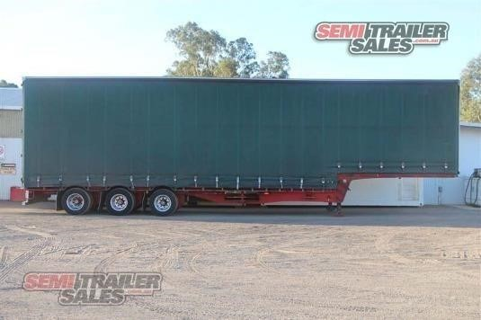 1997 Freighter Curtainsider Trailer - Trailers for Sale