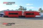 2011 Custom Car Carrier Trailer Car Trailers