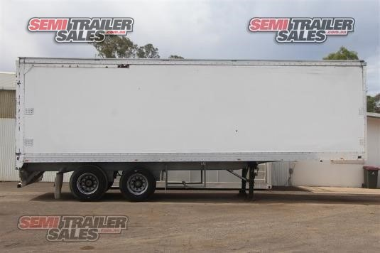 1999 Vawdrey Pantech Trailer Semi Trailer Sales - Trailers for Sale