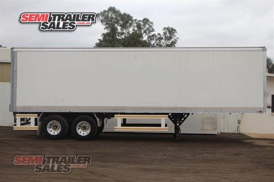 2008 Vawdrey Pantech Trailer Semi Trailer Sales - Trailers for Sale