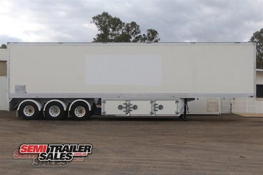 2003 Vawdrey Pantech Trailer Semi Trailer Sales - Trailers for Sale
