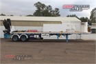1976 Freighter Flat Top Trailer Extendable Trailers