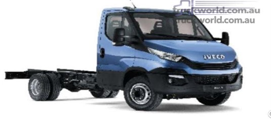 Iveco Daily 50C17 Cab 4350mm
