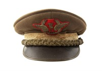 WORLD MIXED MILITARY HAT LOT OF 12