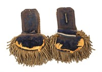 WORLD MILITARY OFFICER EPAULETTE MIXED LOT