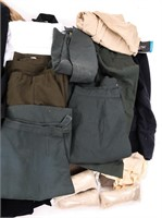 MILITARY CLOTHING LARGE LOT OF 35 LBS
