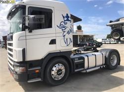 Scania P144l530  Uzywany