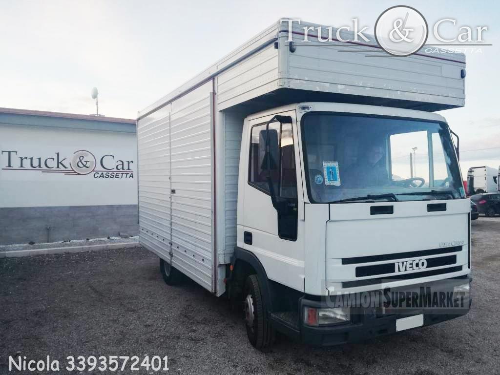Iveco EUROCARGO 65E14 Usato 1998 Puglia
