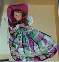 (10) Nancy Ann Storybook Dolls of the Month Series