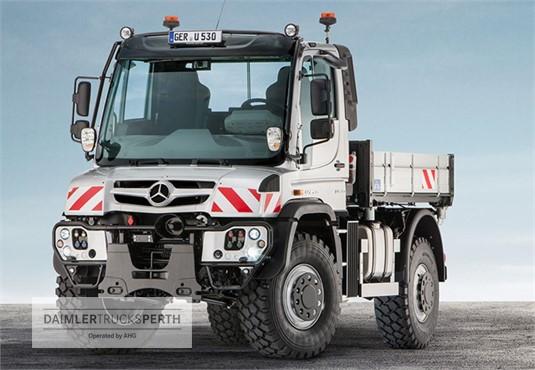 Mercedes Benz Unimog 429 LWB