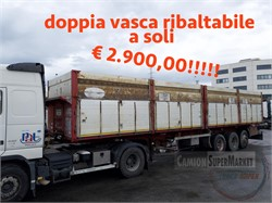 ADIGE DOPPIA CASSA RIBALTABILE  used
