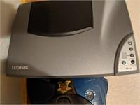 Dirt Devil Vacuum, Lexmark Printer