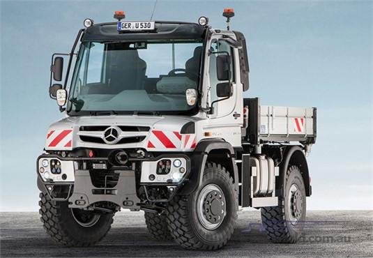 Mercedes Benz Unimog 430 LWB