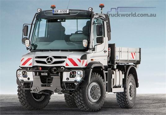 Mercedes Benz Unimog 427 LWB