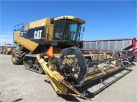 CAT Lexion 485 Combine