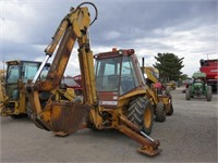 Case 580 Super E Backhoe