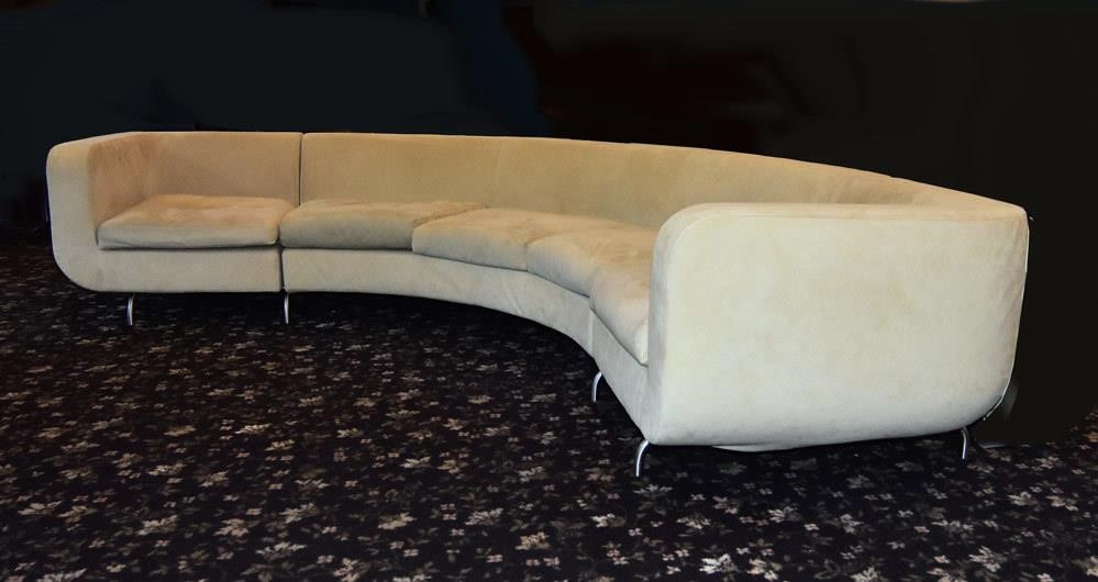 Terrific Minotti Sectional Sofa Fairfield Auction Llc Pabps2019 Chair Design Images Pabps2019Com