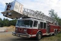 1988 Federal Motors E-One Hurricane Aerial Fire Truck