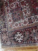 "Heriz Persian Carpet 188"" x 137"""