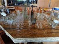 Glassware, Glass Decanters