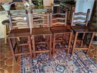 4) Bar Chairs