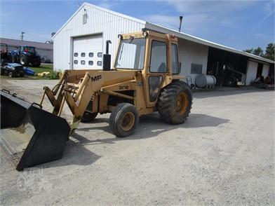 MASSEY-FERGUSON Tractors For Sale - 2836 Listings