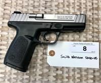 Smith & Wesson SD 40