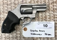 Charter Arms Under Cover