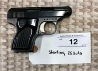 Sterling 25