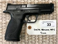 Smith & Wesson MP-9