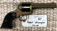Ruger Wrangler