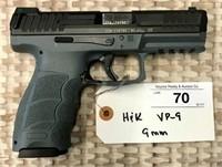 H & K VP-9