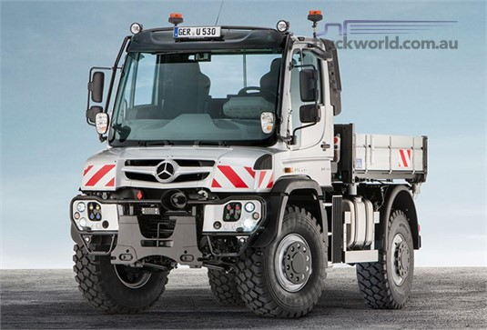 Mercedes Benz Unimog 423 LWB