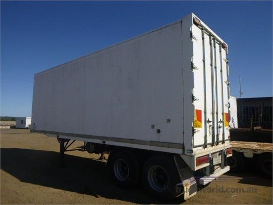 1989 FTE Refrigerated Trailer - Trailers for Sale
