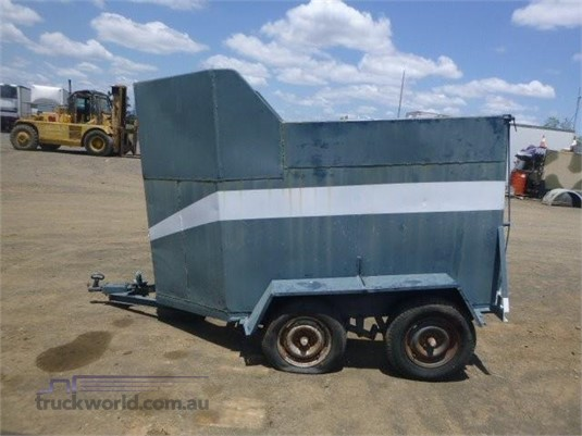 Custom Horse Float - Trailers for Sale