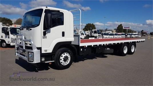 2014 Isuzu FVZ 1400 - Trucks for Sale