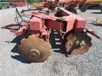 15' Hydraulic Stubble Disc