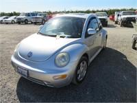 (DMV) 2000 Volkswagen New Beetle GLS 1.8T Hatchbac