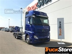 Mercedes-benz Actros 2552  used