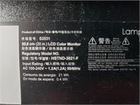 "hp S2031 20"" Monitor"