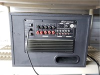 Surround Sound Receiver