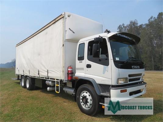 2004 Isuzu FVY 1400 Midcoast Trucks - Trucks for Sale