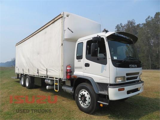 2004 Isuzu FVY 1400 Used Isuzu Trucks - Trucks for Sale