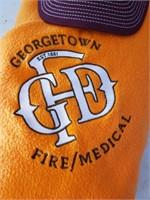 GFD Blanket & Texas Fire School Hat