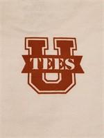 u-Tees: Choke-Lahoma, White (S)