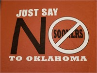 u-Tees: Just Say NO to Oklahoma (M)