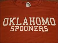u-Tees: Oklahomo Spooners (L)