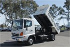 2010 Hino other Tipper