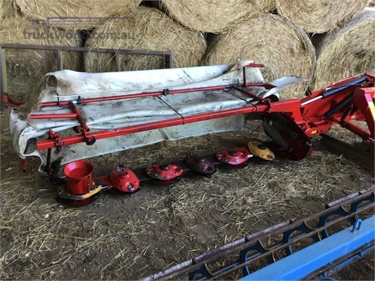 2010 Lely Splendimo 240 Classic - Farm Machinery for Sale