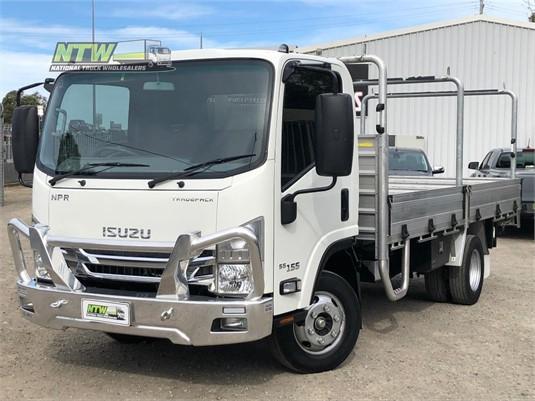 2018 Isuzu NPR 45/55 155 National Truck Wholesalers Pty Ltd  - Trucks for Sale